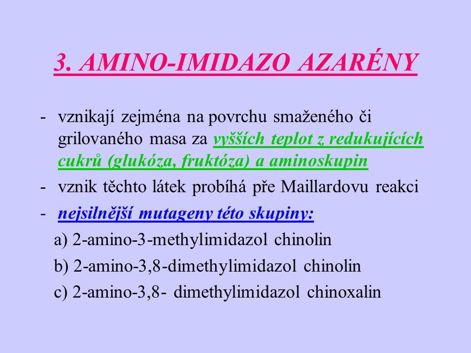 3. AMINO-IMIDAZO AZARÉNY