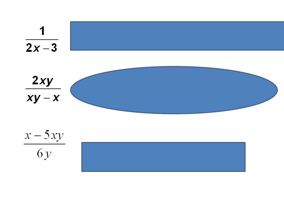 Výraz má smysl pro R - {1,5}, hodnota výrazu bude vždy různá od nuly