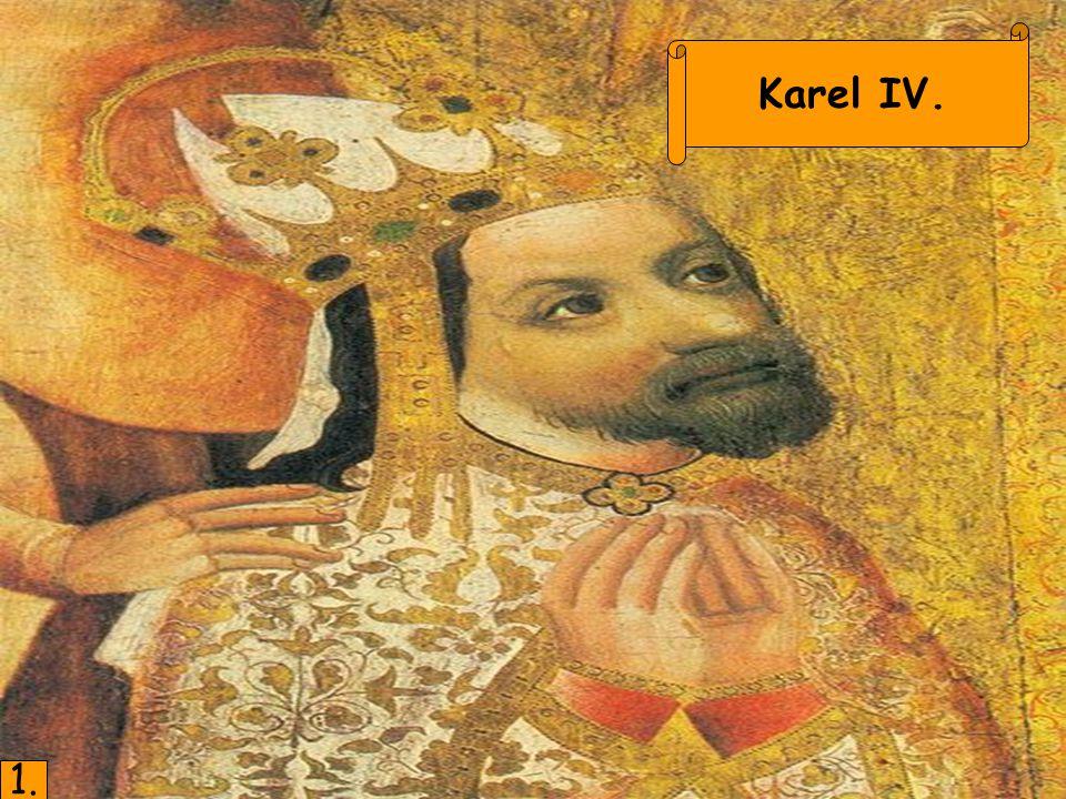 Karel IV. 1.