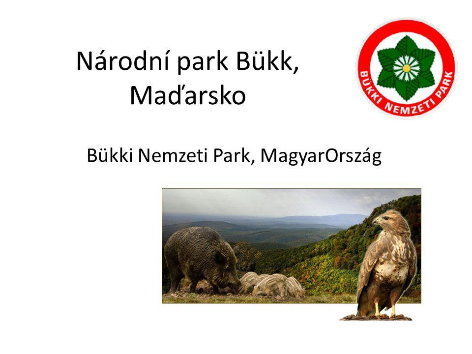Národní park Bükk, Maďarsko