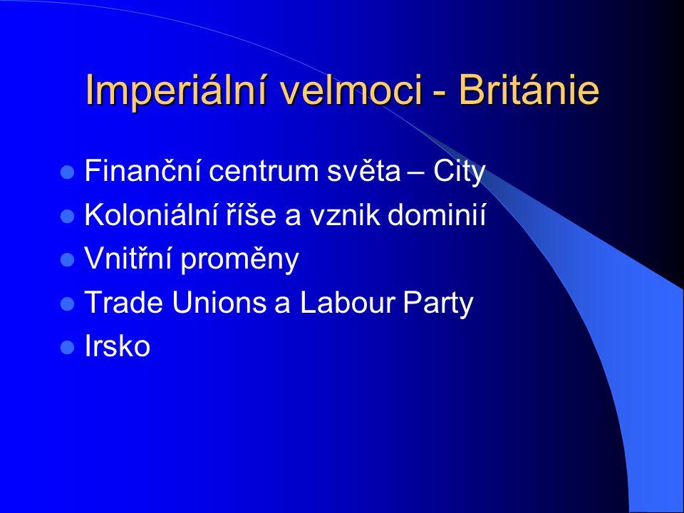 Imperiální velmoci - Británie