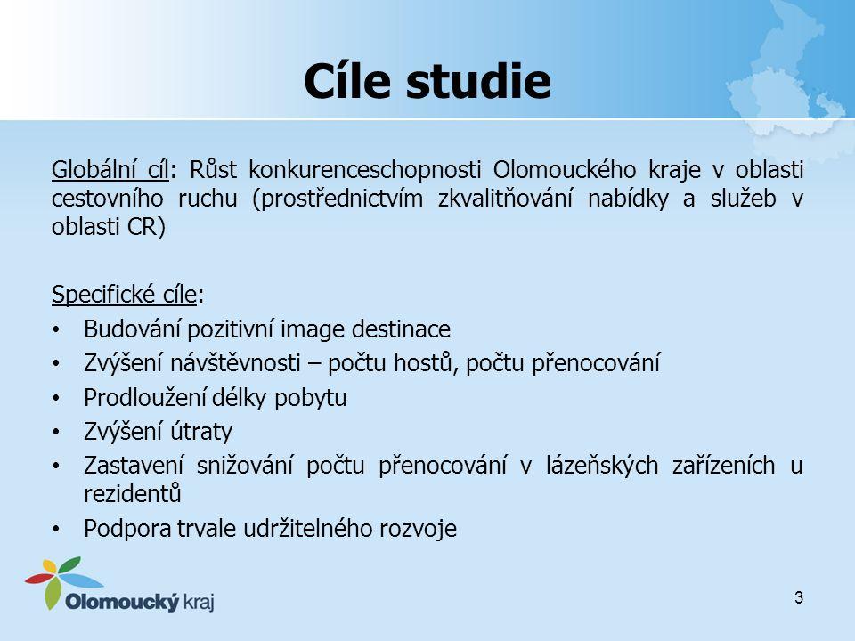Cíle studie