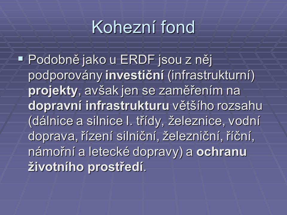 Kohezní fond