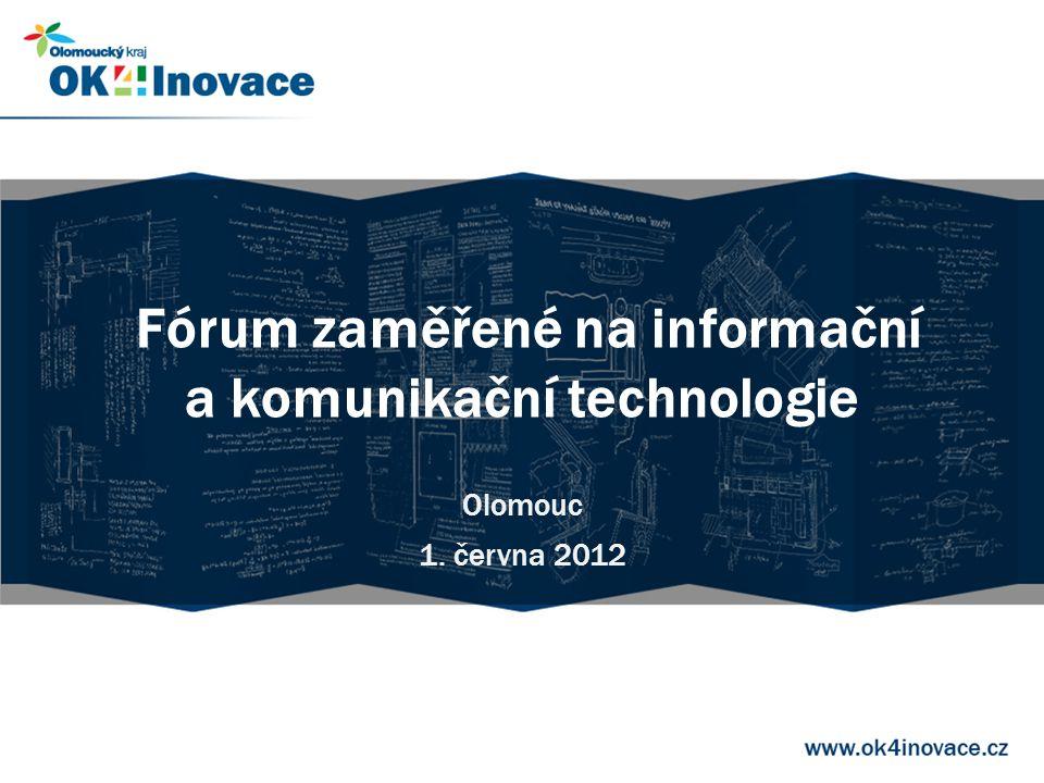 Fórum zaměřené na informační a komunikační technologie