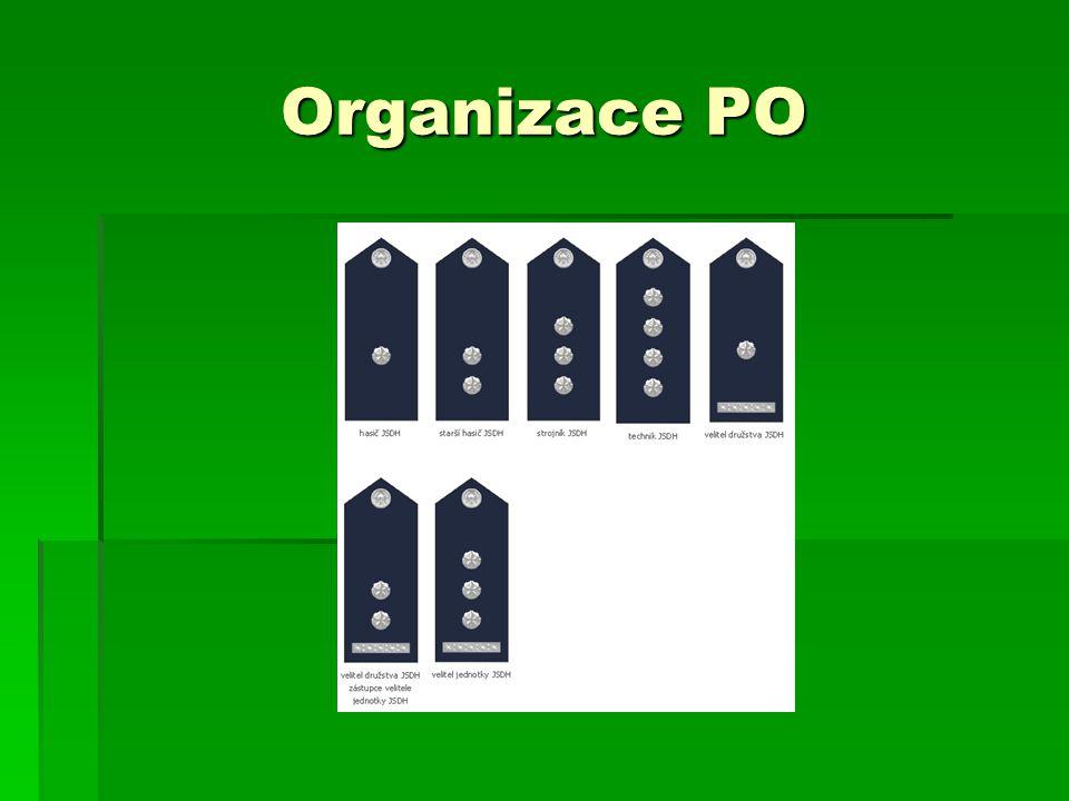 Organizace PO