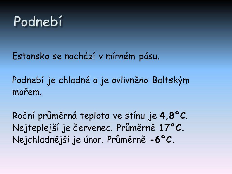 Podnebí