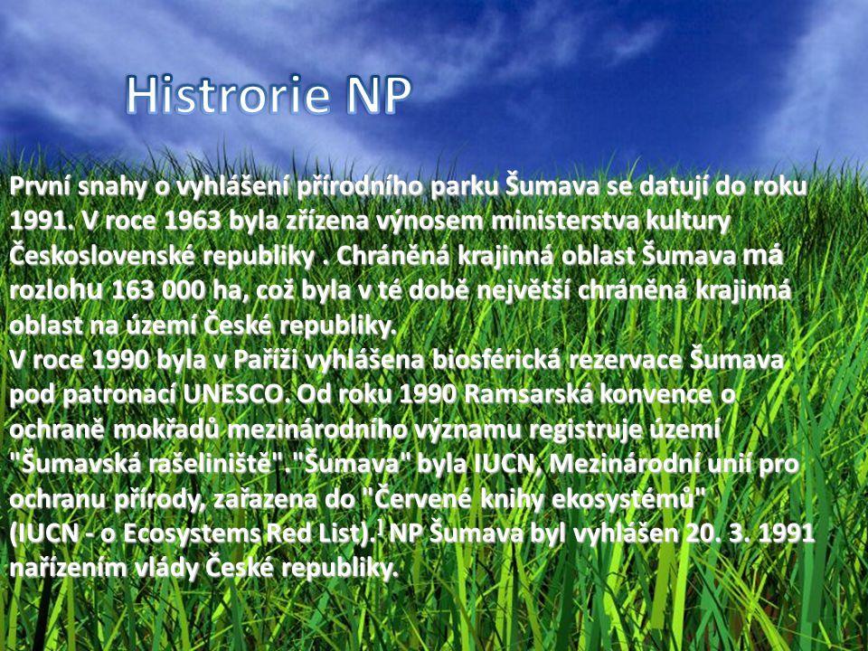 Histrorie NP