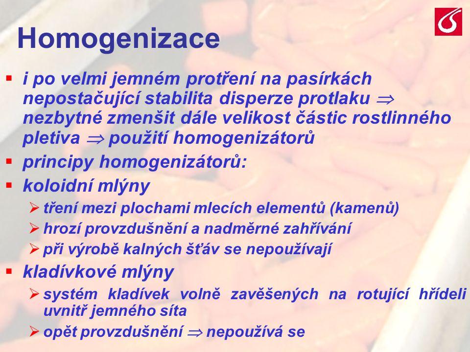 Homogenizace