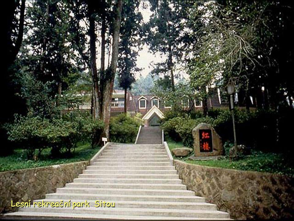 Lesní rekreační park Sitou