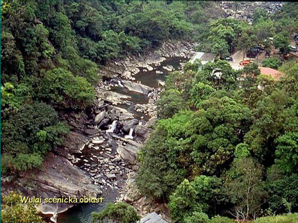 Wulai scénická oblast
