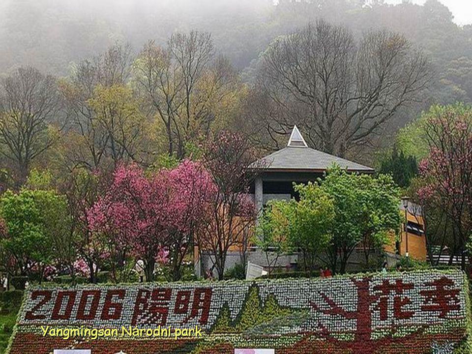 Yangmingsan Národní park