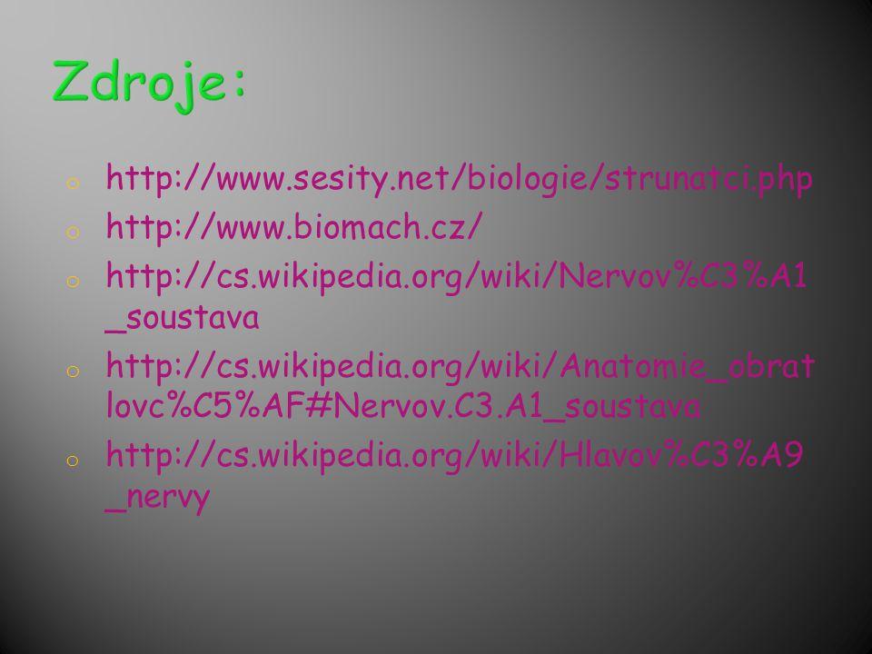 Zdroje: http://www.sesity.net/biologie/strunatci.php