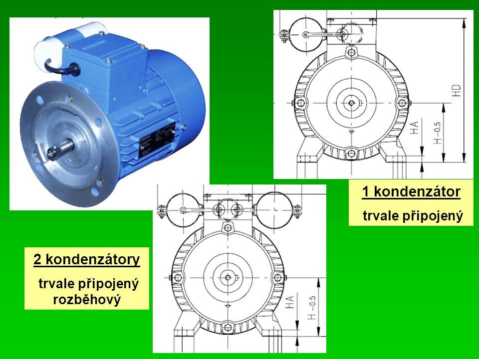 1 kondenzátor 2 kondenzátory