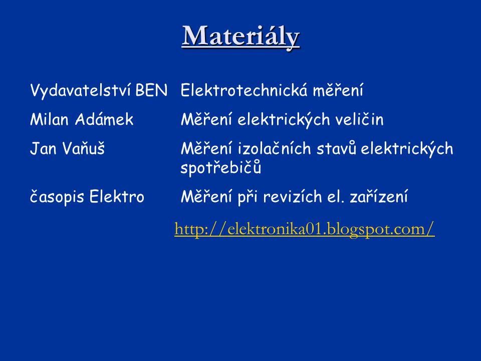 Materiály http://elektronika01.blogspot.com/