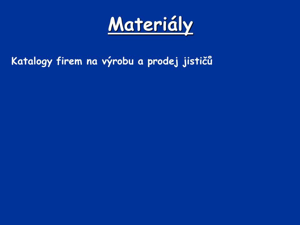 Materiály Katalogy firem na výrobu a prodej jističů