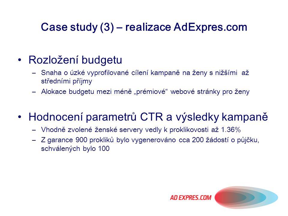 Case study (3) – realizace AdExpres.com