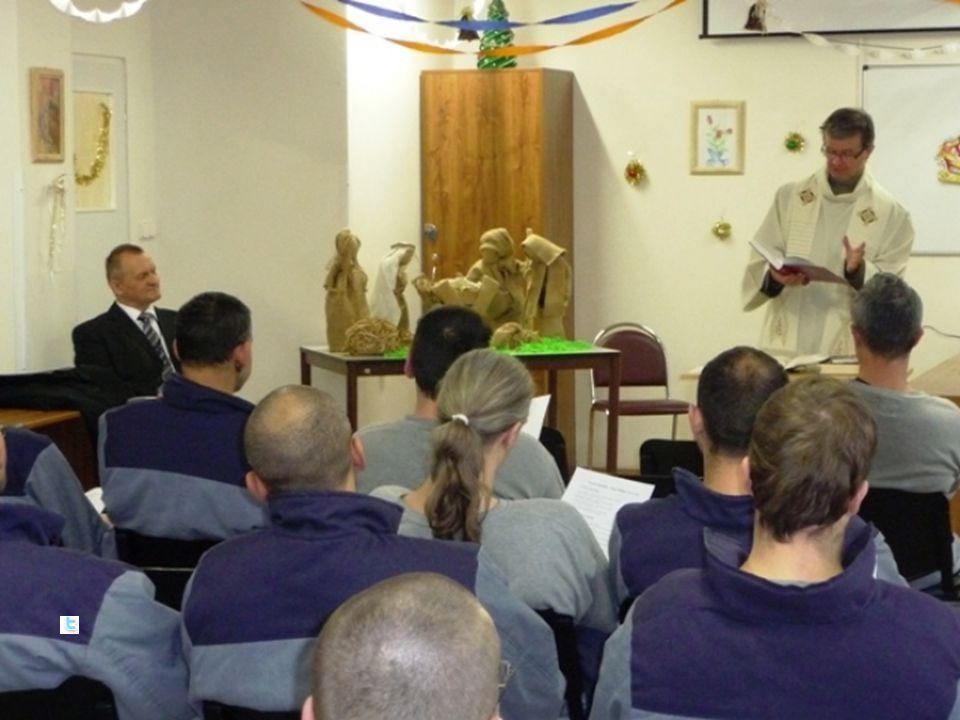 Duchovní služba ve věznicích. Jabok - ETF 2011