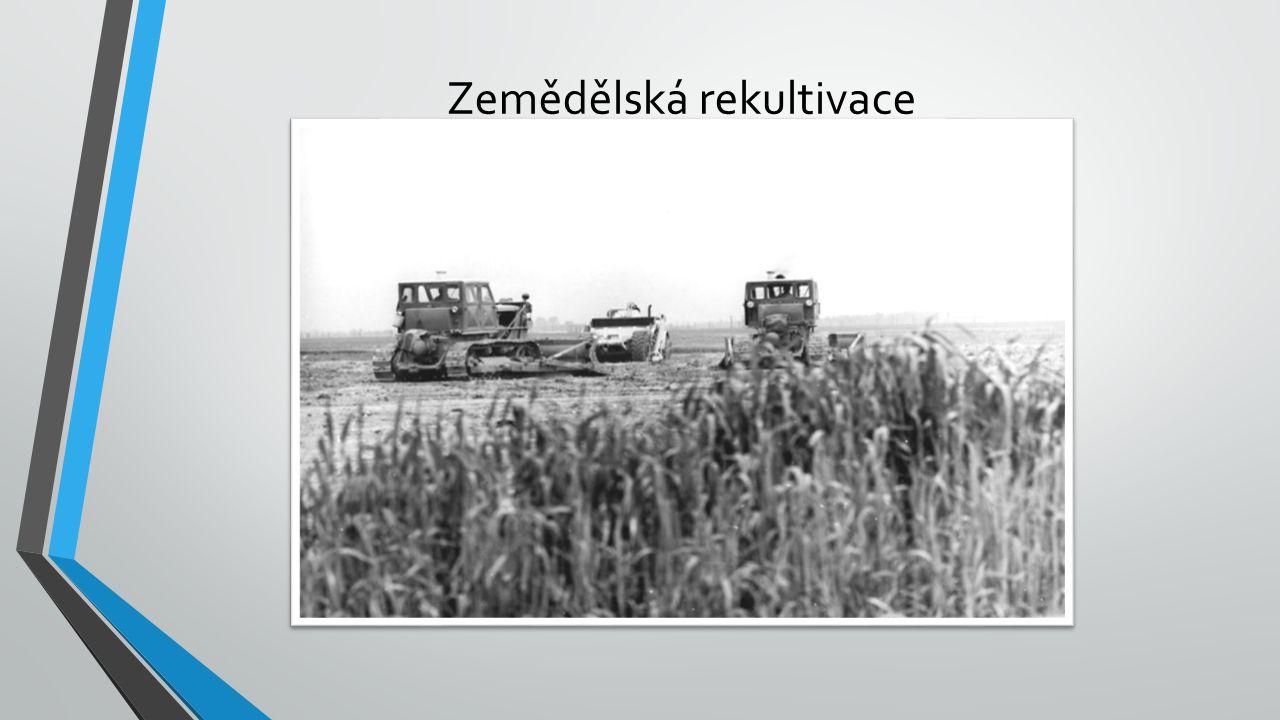 Zemědělská rekultivace