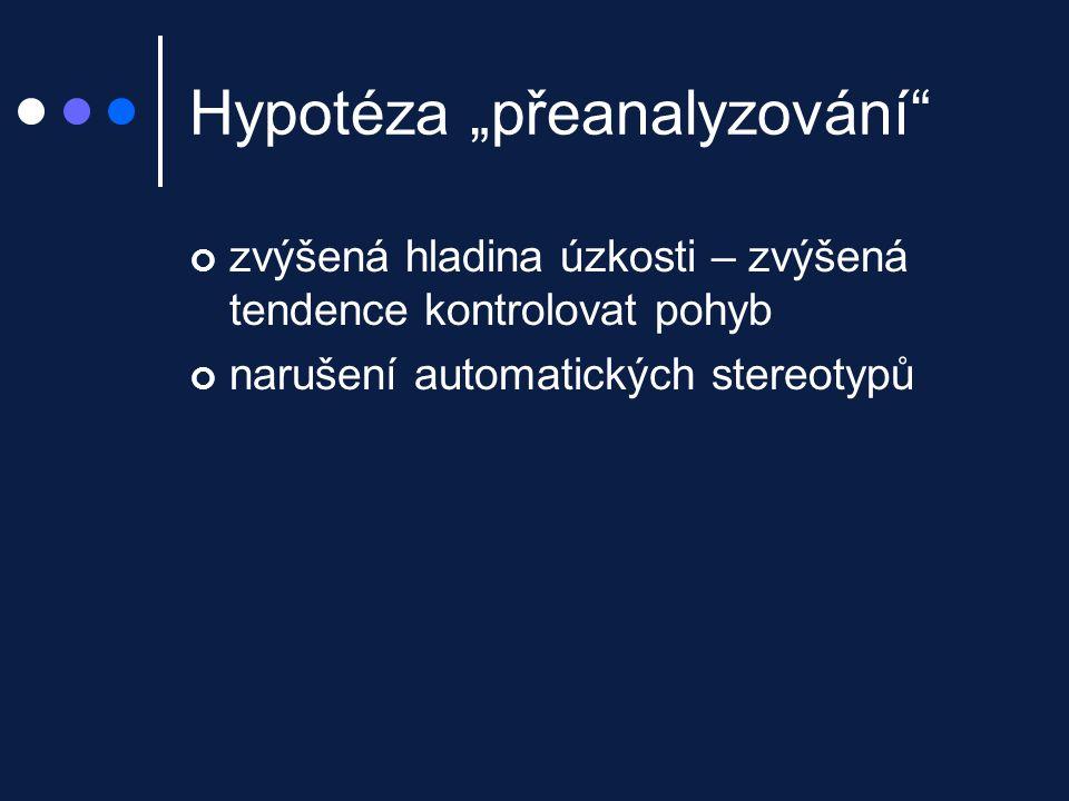 """Hypotéza """"přeanalyzování"""
