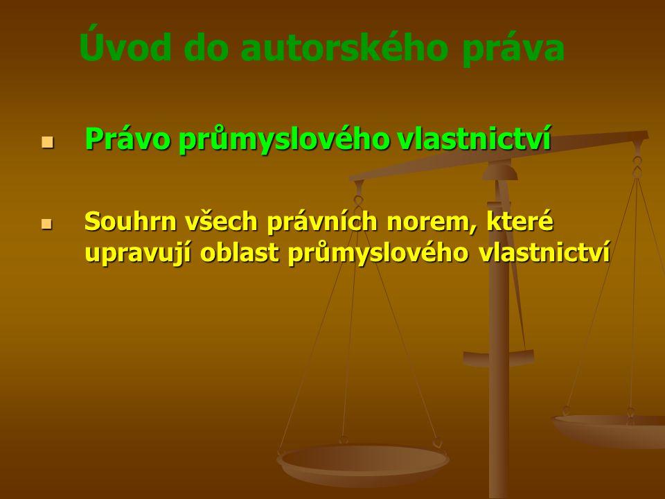 Právo průmyslového vlastnictví