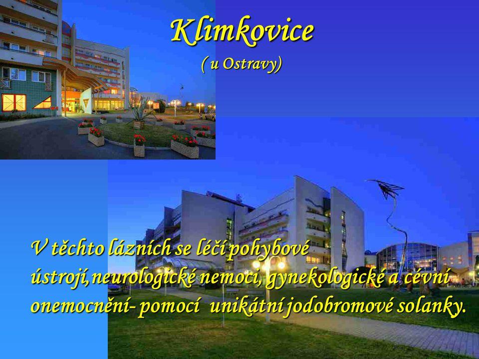 Klimkovice ( u Ostravy)