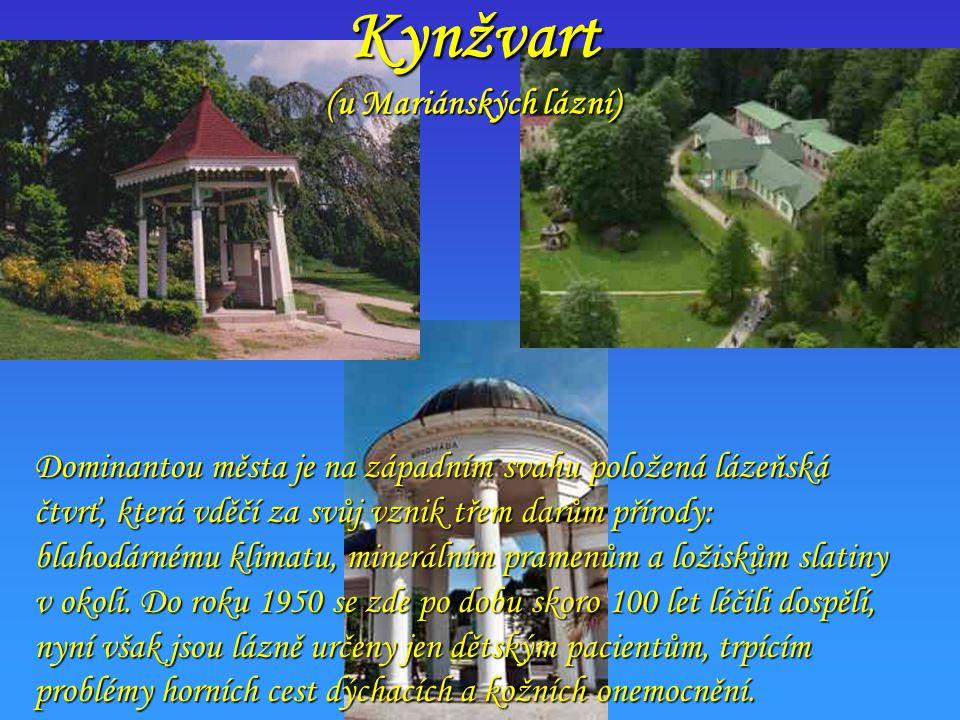 Kynžvart (u Mariánských lázní)