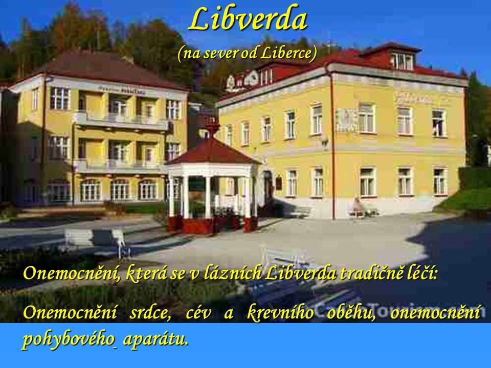 Libverda (na sever od Liberce)