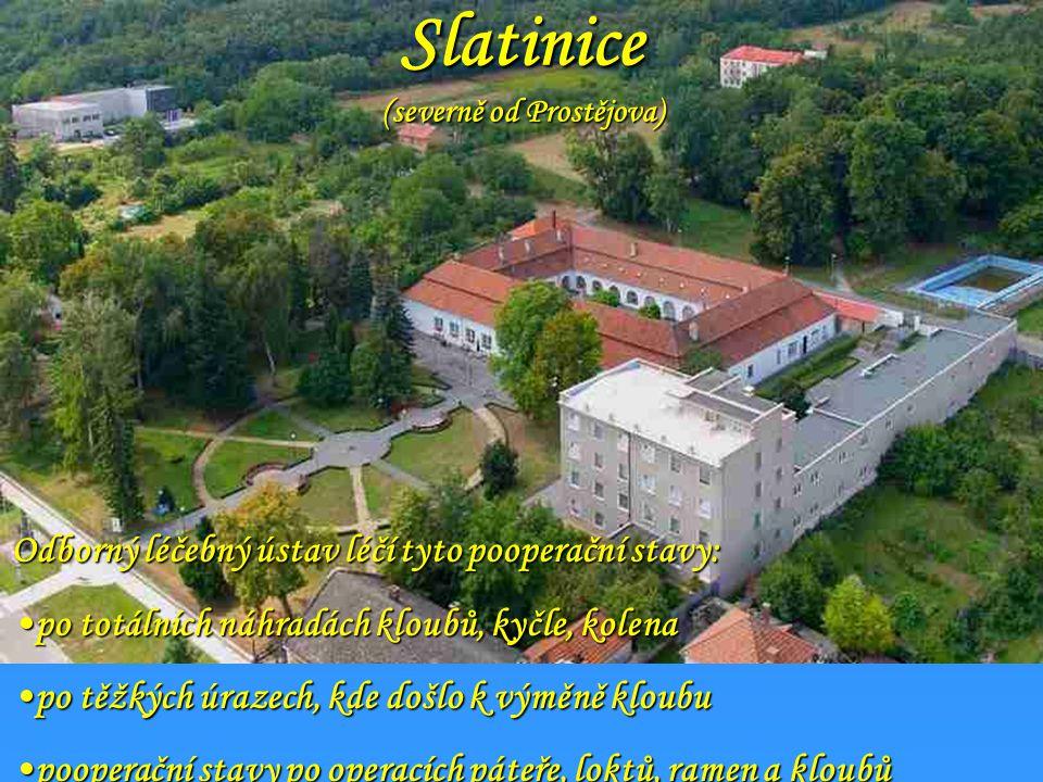 Slatinice (severně od Prostějova)