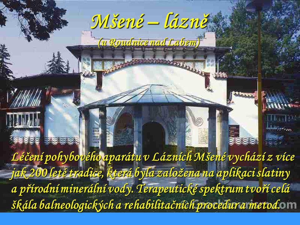 Mšené – lázně (u Roudnice nad Labem)