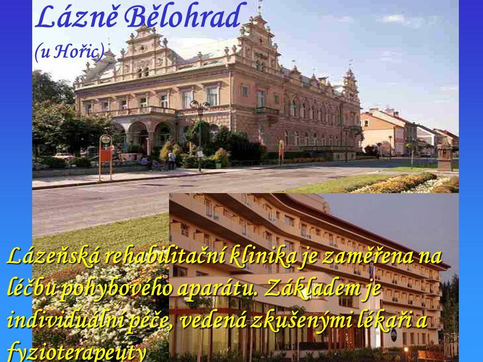 Lázně Bělohrad (u Hořic)