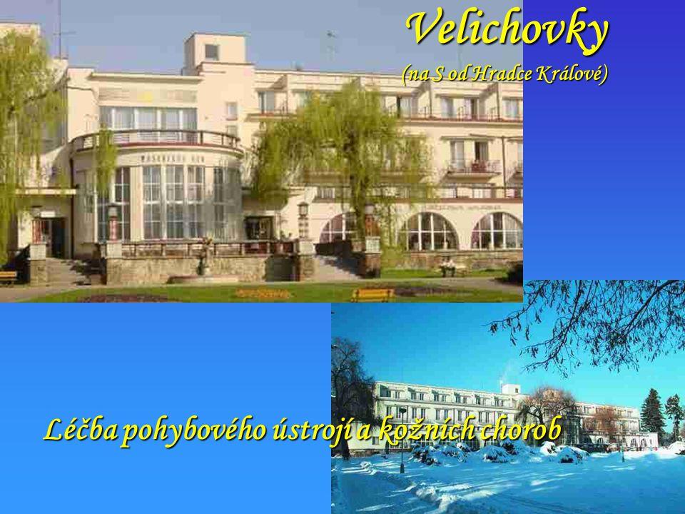 Velichovky (na S od Hradce Králové)