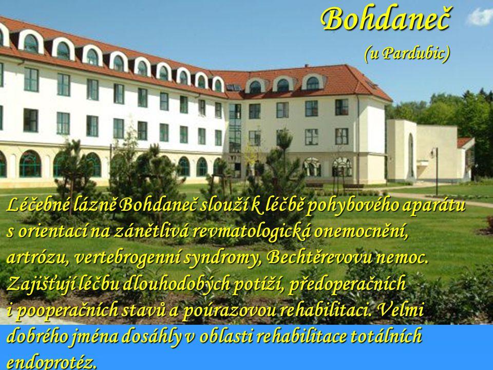Bohdaneč (u Pardubic)
