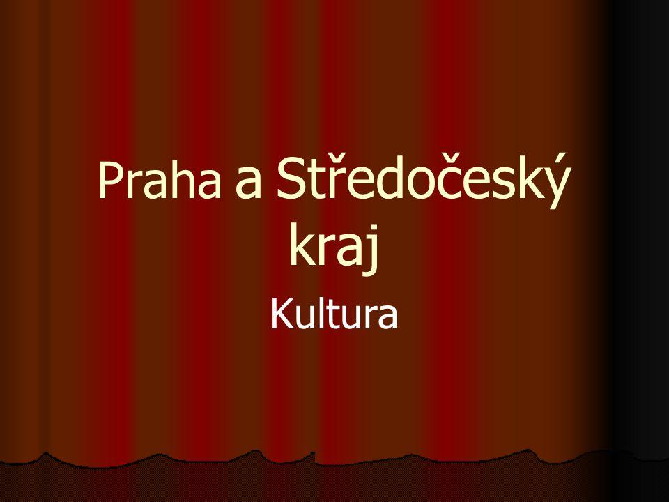 Praha a Středočeský kraj