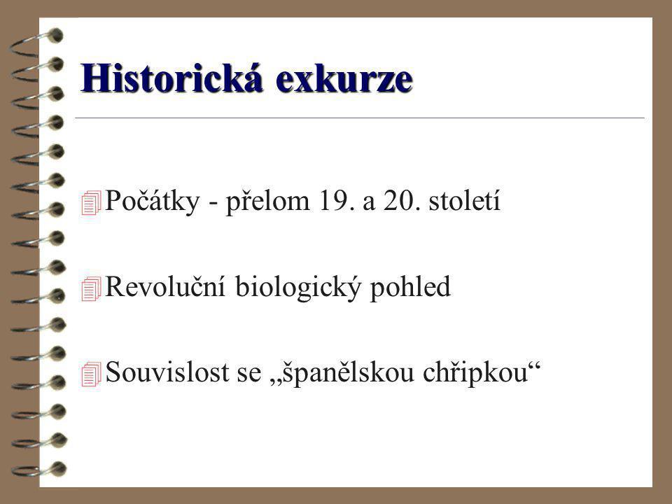 Historická exkurze Počátky - přelom 19. a 20. století