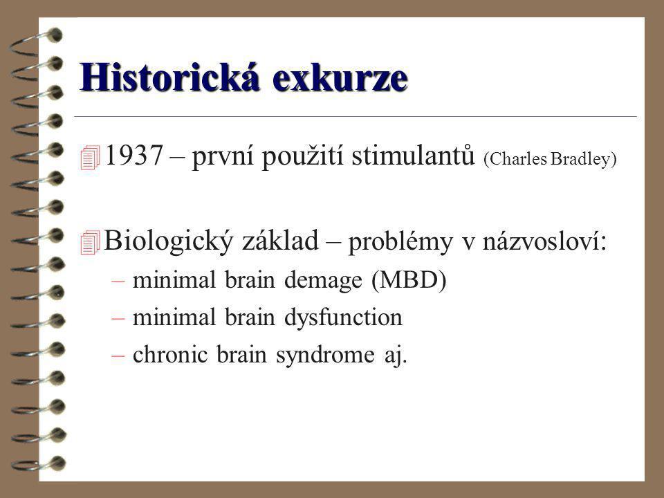 Historická exkurze 1937 – první použití stimulantů (Charles Bradley)
