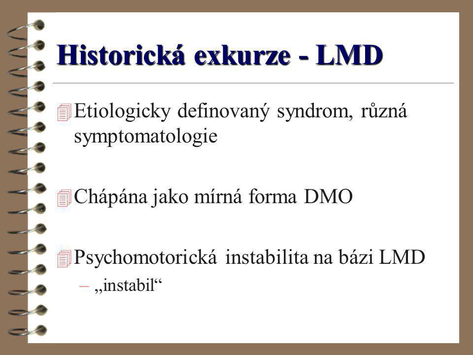 Historická exkurze - LMD
