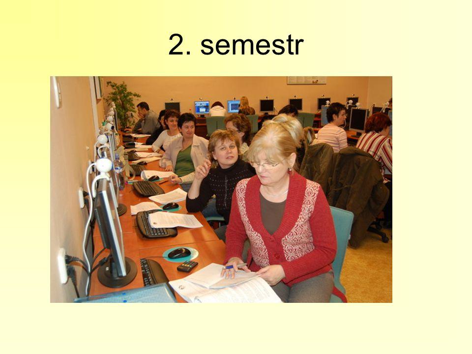 2. semestr