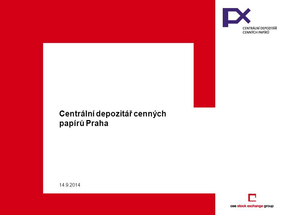 Centrální depozitář cenných papírů Praha