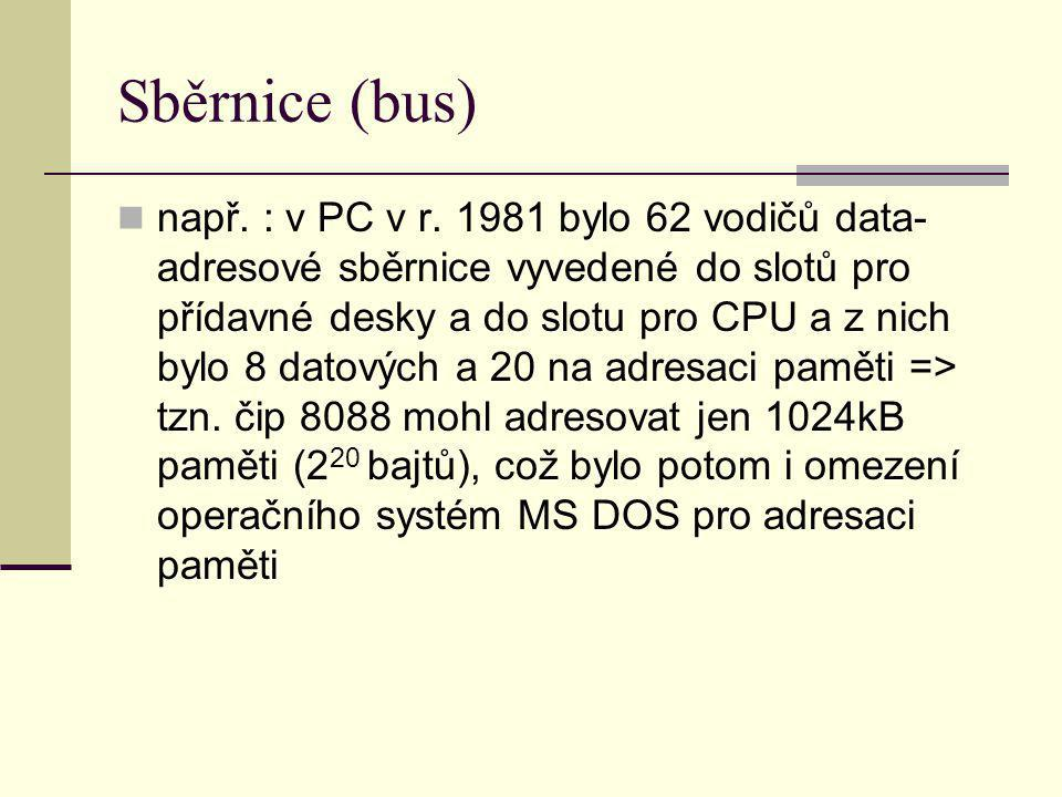 Sběrnice (bus)