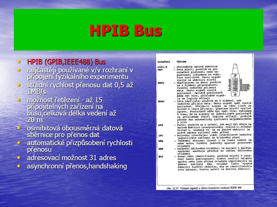 HPIB Bus HPIB (GPIB,IEEE488) Bus
