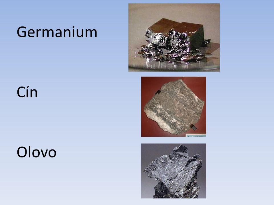Germanium Cín Olovo