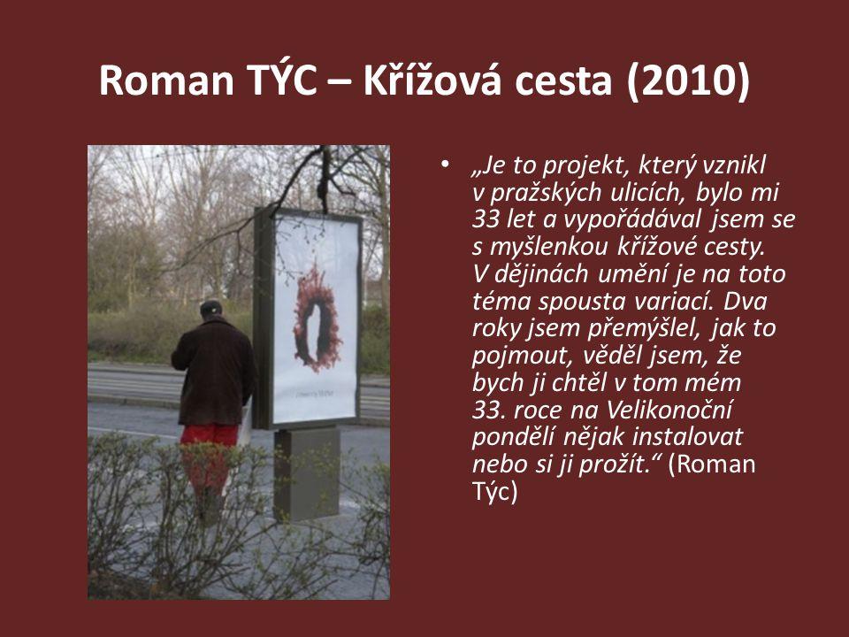 Roman TÝC – Křížová cesta (2010)