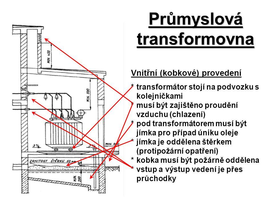 Průmyslová transformovna