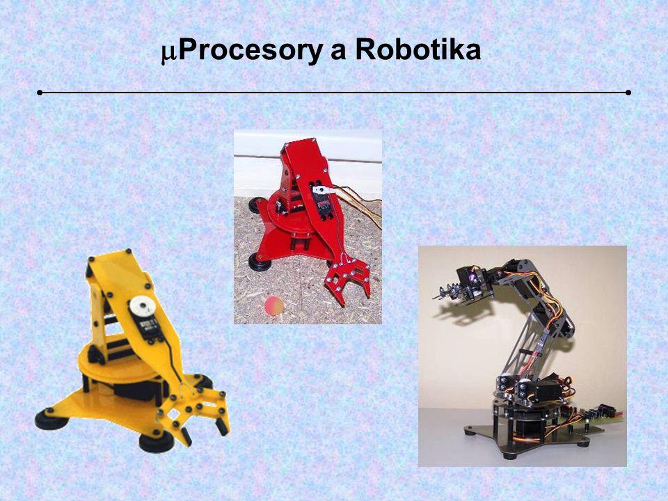 mProcesory a Robotika