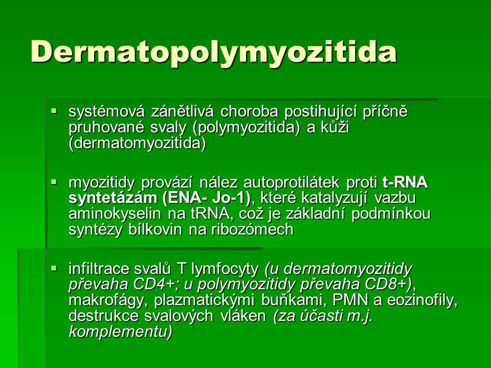 Dermatopolymyozitida