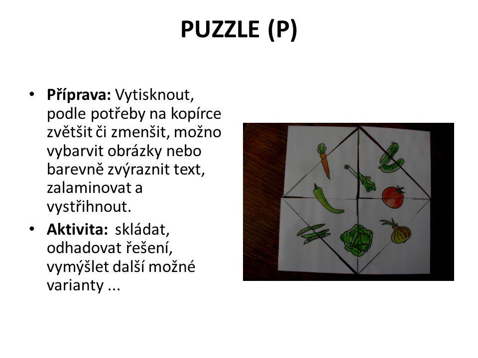 PUZZLE (P)