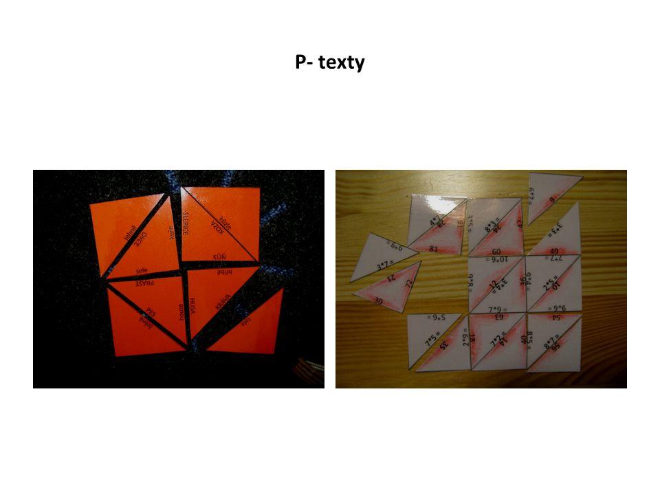 P- texty