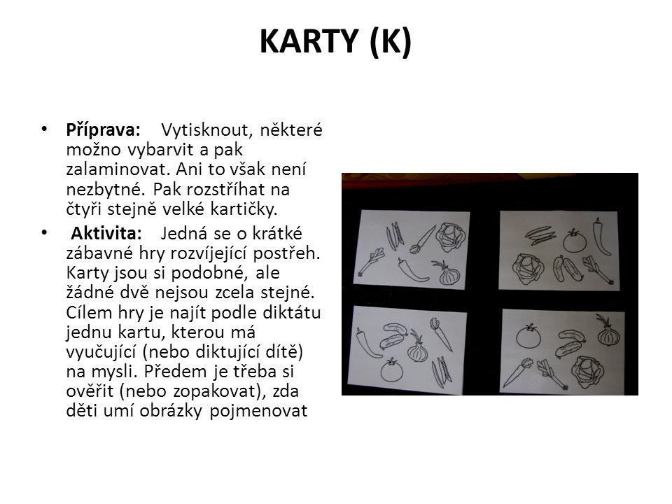 KARTY (K)