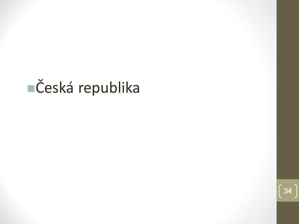 Česká republika 34