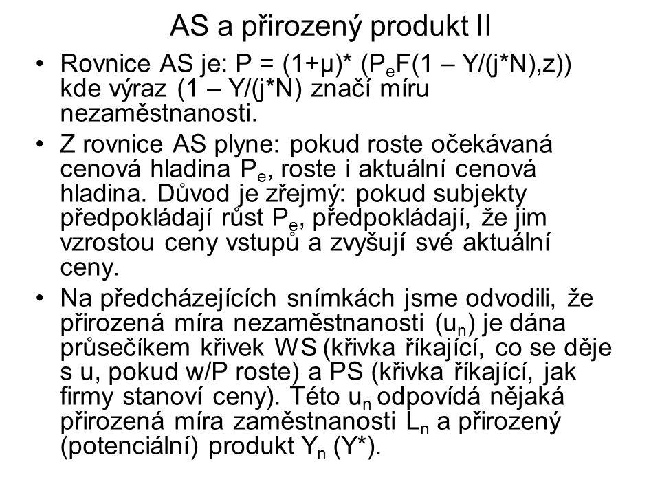 AS a přirozený produkt II